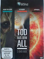 Tod aus dem All - 3er DVD Box - Angriff der Aliens + Asteroiden + Supernova