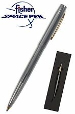Fisher Space Pen #M4CGT / Chrome Retractable Space Pen With Gold Accents