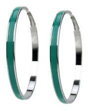 Enamel Mixed Metals Fashion Earrings
