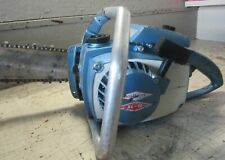 """VINTAGE COLLECTIBLE HOMELITE XL-12 CHAINSAW WITH 24"""" BAR"""