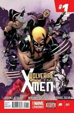 Wolverine and the X-Men #1 (Vol 2)