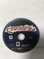 Need for Speed: Carbon (Sony PlayStation 3, 2006) PS3 Disc Only Tested