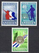 NA NVPH 630-32 Vrijwilligers Korps Curacao 1979 Postfris
