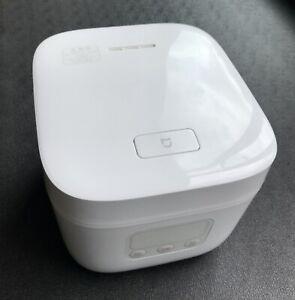 Xiaomi Small Rice Cooker 1.6L 400W APP Linkage Non-stick Modern Compact in White