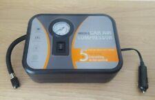 Emergency Car Air Compressor Portable Pump 150PSI 12V Inflator With LED Light