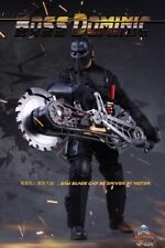 Art Figures AF-024 Boss Dominic 1/6 Figure(Saw blade can driven by motor)