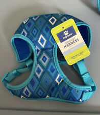 Top Paw Comfort Harness for Dogs - Size L, M, S Blue