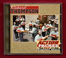 RICHARD THOMPSON - The Best Of The Capitol Years (19 trk CD) Fairport Convention