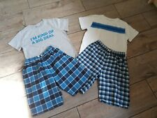 Blue /& White Polka Dots William Powell Craft -Ages 2-7 100/% Cotton Pyjamas