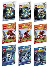 LEGO 5004549 Mixels Series 4 Complete Set of 9 New Sealed