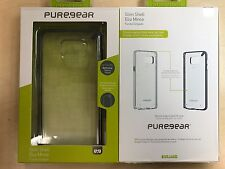 Wholesale Lot of 50pc PUREGEAR SLIM SHELL BLACK/CLEAR CASE FOR SAMSUNG