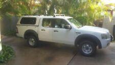 Ranger Dual Cab Manual Passenger Vehicles
