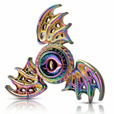 Rainbow Dragon Wing Fidget Finger Spinner Hand Spin Bearing Focus Stress Toy