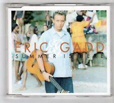 (HC275) Eric Gadd, Summer Is Here - 1997 CD