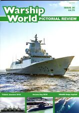 Warship World Pictorial Review Issue 36