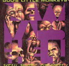 God's Little Monkeys(Vinyl LP)New Maps Of Hell-Cooking Vinyl-COOK 022-U-VG/Ex+
