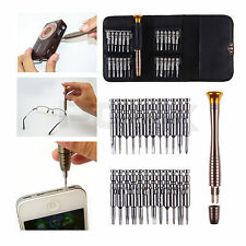 25 iN 1 Screwdriver Set for iPhone 5 5C 5S 6 6s Samsung Nokia Blackberry Mobile