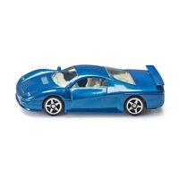 Siku 0875 CORRENTE SALEEN S7 NUOVO colore: Blu Metallico (blister) modelauto