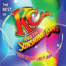 KC & The Sunshine Band Best Of CD NEW SEALED That's The Way I Like It+