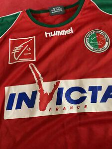 Maillot football porté CSSA Sedan Aliou CISSE - Ardennes Sénégal