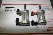 New listing Bimba pneumatic cylinder F0-021.25-3F Lot of 2