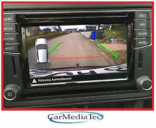 ORIGINALI VW Discover Composition Media t6 TRANSPORTER Swing Doors Camera Kit Set