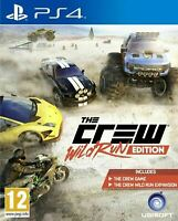 The Crew Wild Run Edition (PS4) Mint Same Day Dispatch 1st Class Super Fast Del*