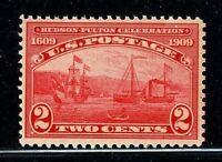 [DF]   US #372 MNH 1909 Hudson-Fulton Issue...FREE SHIPPING!