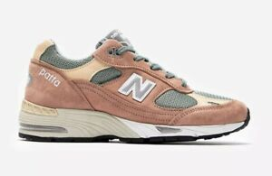 New Balance 991 Patta US Women's Size 7.5 CONFIRMED ORDER