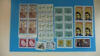 10784   timbres neufs