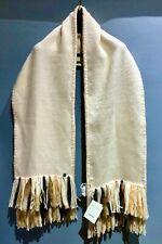 Cardon Handmade Merino Wool Scarf RRP £125 BNWT