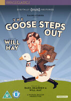 The Goose Steps Out DVD (2017) Will Hay cert U ***NEW*** FREE Shipping, Save £s
