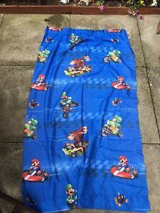 Mario Curtains
