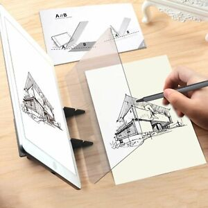 Sketch Wizard Tracing Drawing Board Optical Reflections Projector Painting Gift