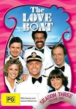 The Love Boat : Season 3 : Vol 1 (DVD, 2017, 4-Disc Set)