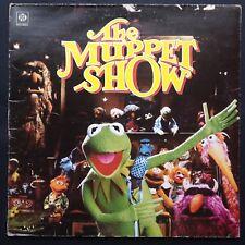 Jim Henson THE MUPPET SHOW LP TV Soundtrack OST Frank Oz Jack Parnell Fran Brill