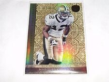 2011 Gold Standard MARQUES COLSTON #37 Foil Base/299 New Orleans SAINTS Hofstra