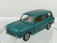 POLITOYS VOLKSWAGEN 1600 FAMILCAR VERDE EXPORT  MADE IN ITALY 1/43 Nº 542
