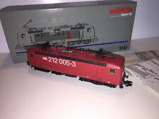 Marklin 3742 DR (DDR) Electric Locomotive Br 212 NEW RED DIGITAL