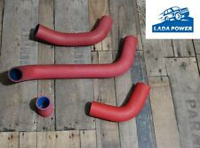 Lada 2101-2107 With Copper Radiator Silicone Hoses Double Reinforced Tuning