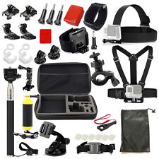 Outdoor Sports Action camera Accessories Kit for Gopro Hero 5 Session 5 4 3+ 3 2