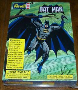 Revell Batman MIB with resin Adam West Head