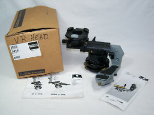 Bogen Manfrotto Photography - Manfrotto #3415 QTVR Leveling Kit & 3288 Bracket