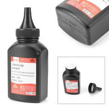 1x 80g Black Printer Laser Toner Refill For Brother/HP/Samsung/CANON