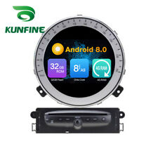 Android 8.0 Octa Core Car Stereo DVD GPS Player Navi For BMW Mini Cooper 06-13