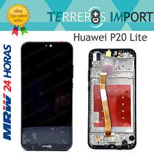 Pantalla LCD Display para Huawei P20 Lite Con Marco ANE-LX1 Calidad Original