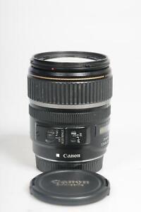 Canon EF-S 17-85mm f4-5.6 IS USM Macro Lens 17-85/4-5.6 EFS #837