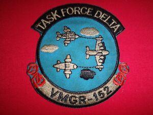 Vietnam War Patch TASK FORCE DELTA USMC VMGR-152 In Nam Phong Thailand