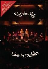 RIG THE JIG - LIVE IN DUBLIN NEW DVD