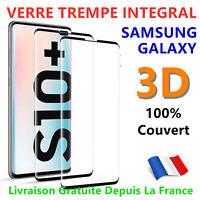 VERRE TREMPE 3D Intégral SAMSUNG Note 9/10/S8/S9/Plus/S10 Vitre Protection Ecran